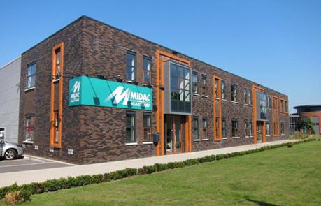 Sede Midac in Olanda