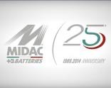 Midac 1989/2014 Anniversary