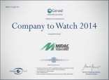 Midac, Company to Watch 2014