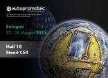 Autopromotec 2015 Bologna 20/24 Maggio