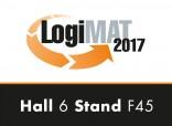 LogiMAT - Stoccarda 14-16 Marzo 2017