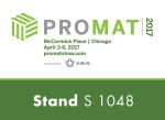 ProMat - Chicago 3-6 April 2017