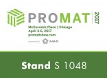 ProMat - Chicago 3-6 Aprile 2017