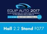 Equipauto - Parigi 17-21 Ottobre 2017