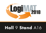 LogiMAT - Stuttgart 13-15 March 2018