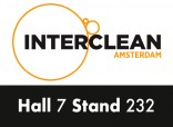 INTERCLEAN - Amsterdam 15-18 May 2018