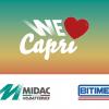 Midac e Bitimec insieme per: We Love Capri - Il Cuore del cambiamento