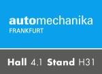 Automechanika, Frankfurt 11-15 September 2018