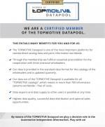 Midac e' membro certificato di Topmotive Datapool