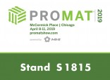 ProMat - Chicago April 8-11, 2019